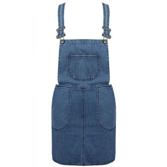 View Item Blue Shift Denim Pini Dress